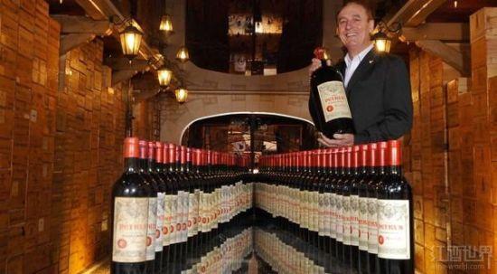 法知名葡萄酒收藏家想建葡萄酒的卢浮宫