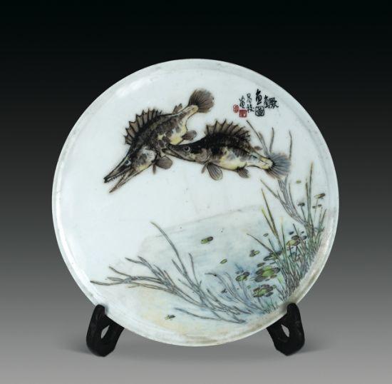 漫谈新中国陶瓷(图)