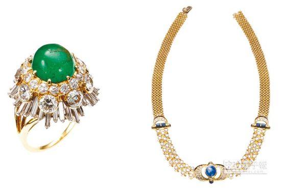 古董珠宝:时光流逝中的不朽光辉