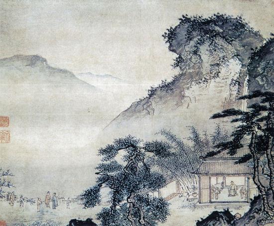 浙江画派创始人戴进画风:博采诸家 自成一派