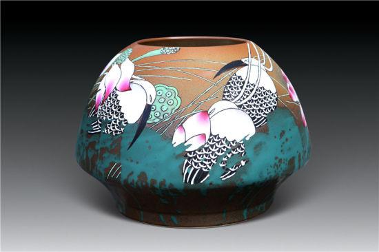 瓷?语:景德镇陶瓷学院教师作品邀请展将举办