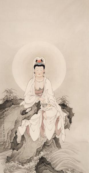 广凌阁书画院春季联展在国家图书馆开幕